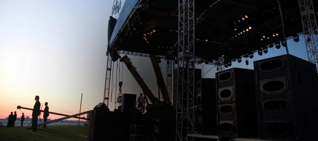 MP-Music Großbühne Festival Stage