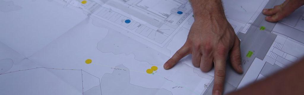 planzeichnung system