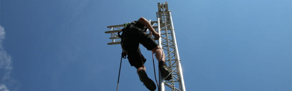 rigging safety groundsupport tower rigger
