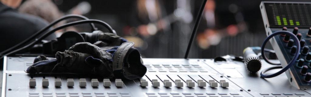 digital mischpult mikrofon