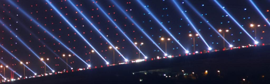 led light movingheads