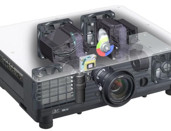 panasonic projector beamer pt-d5700e
