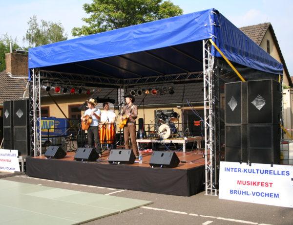 pultdachbühne brühl vochem musikfest