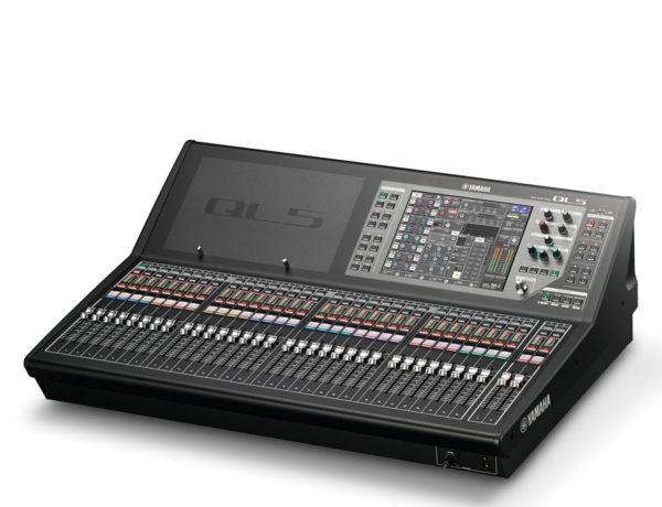 yamaha ql5 digital mixer mischpult